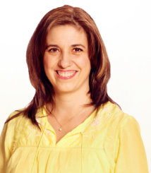 Cristina, Baha user, Spain