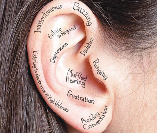 Signs hearing loss 4 year old zit