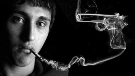 smoking causes hearing loss