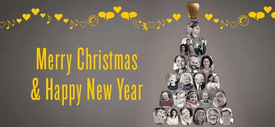 Merry Christmas from Cochlear Bone Anchored Solutions.
